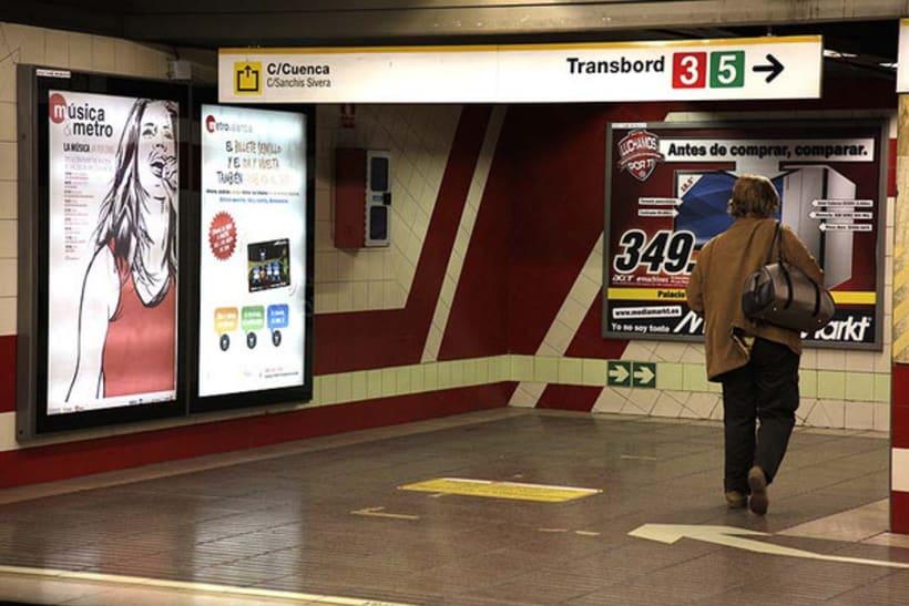 Música & metro 8