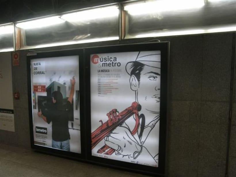 Música & metro 9