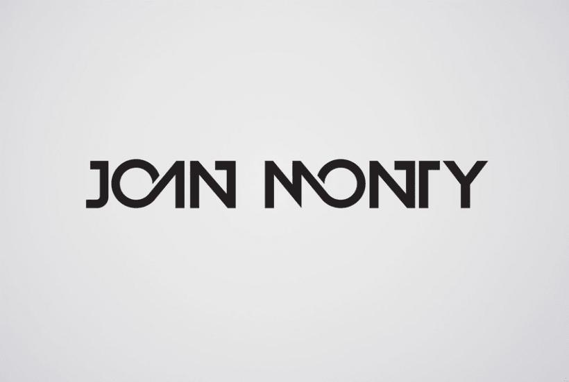 DJ Joan Monty Logo 0
