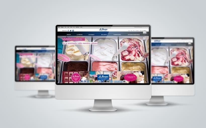 Diseño Web - La Ibense 0
