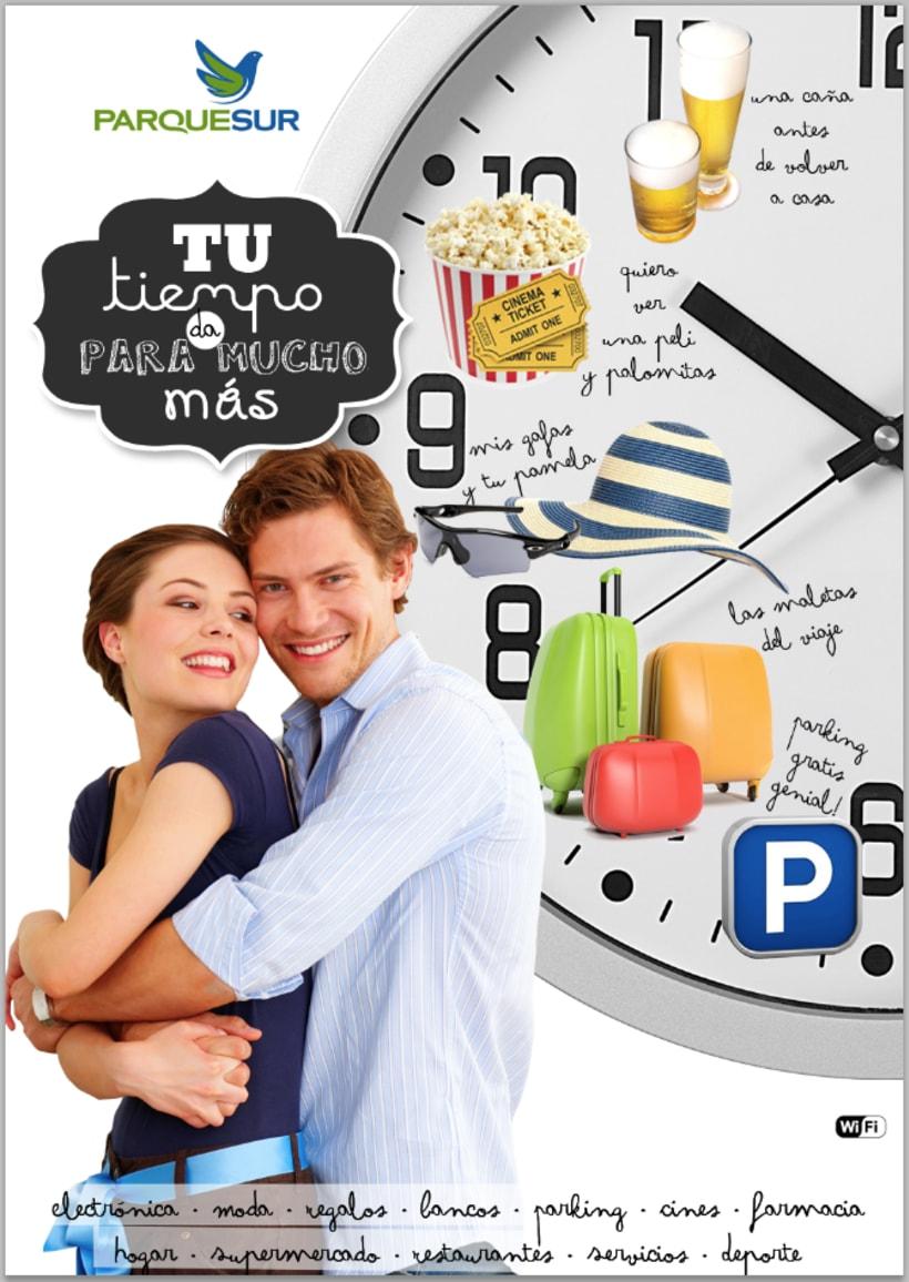 Parquesur y Centros Comerciales 1