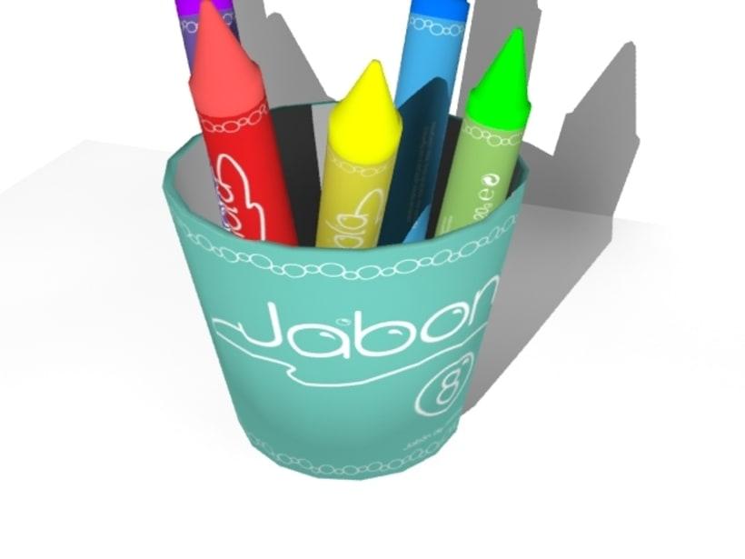 Diseño packaging y naming Jabonola 1