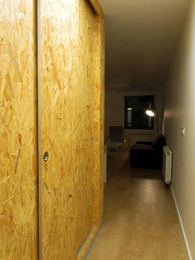 Reforma de vivienda en Gascona 1