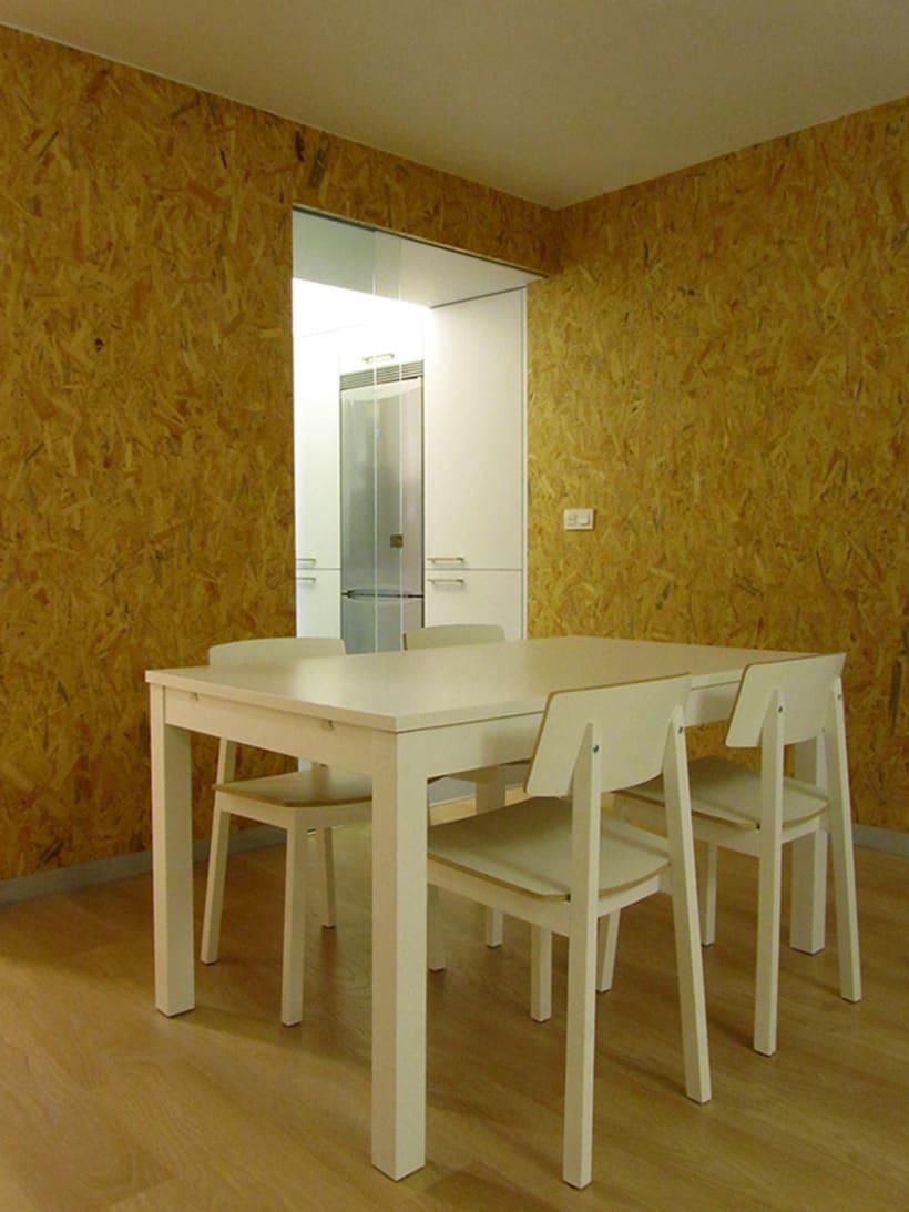 Reforma de vivienda en Gascona 2