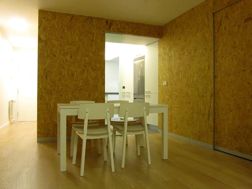 Reforma de vivienda en Gascona 3