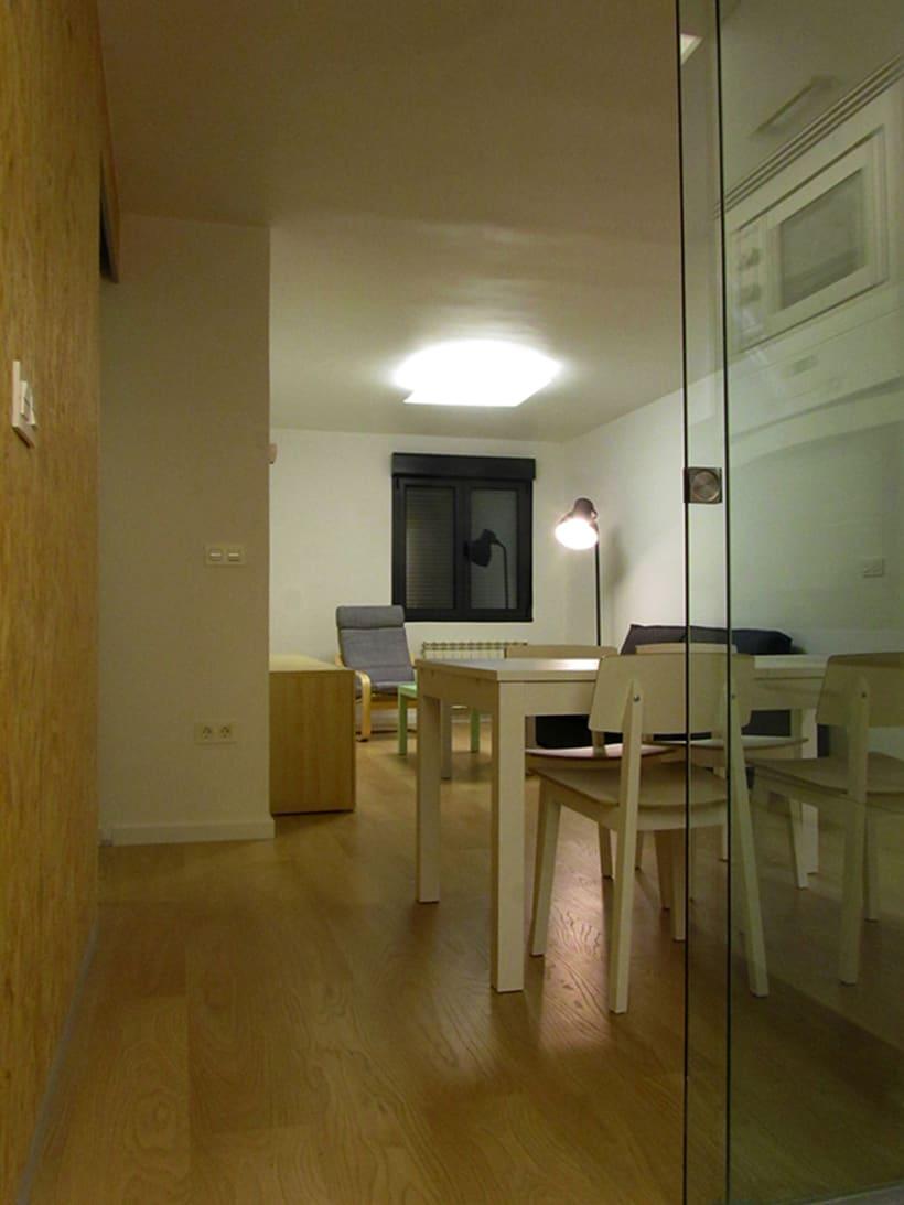 Reforma de vivienda en Gascona 4