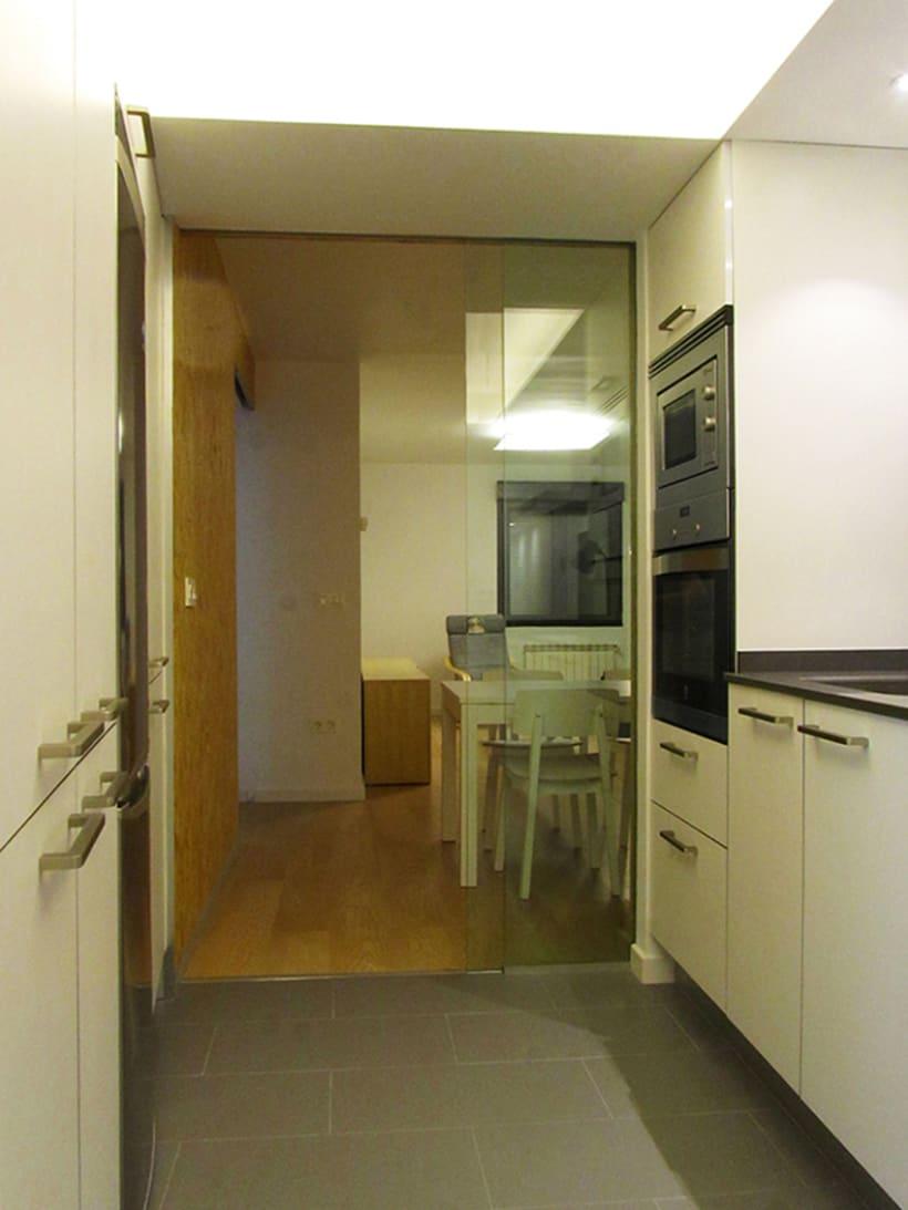 Reforma de vivienda en Gascona 7
