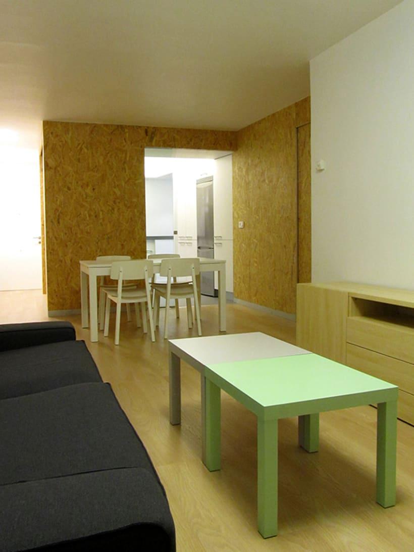 Reforma de vivienda en Gascona 8
