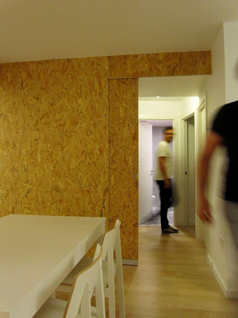 Reforma de vivienda en Gascona 11