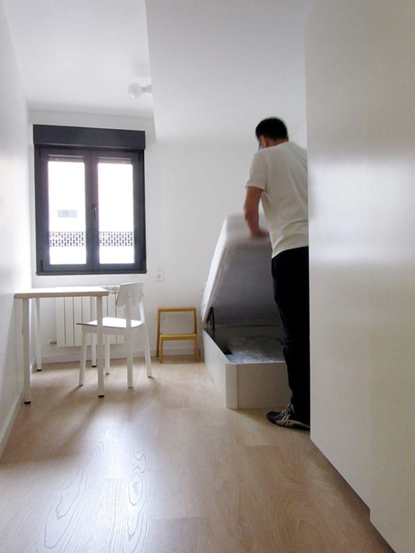 Reforma de vivienda en Gascona 13