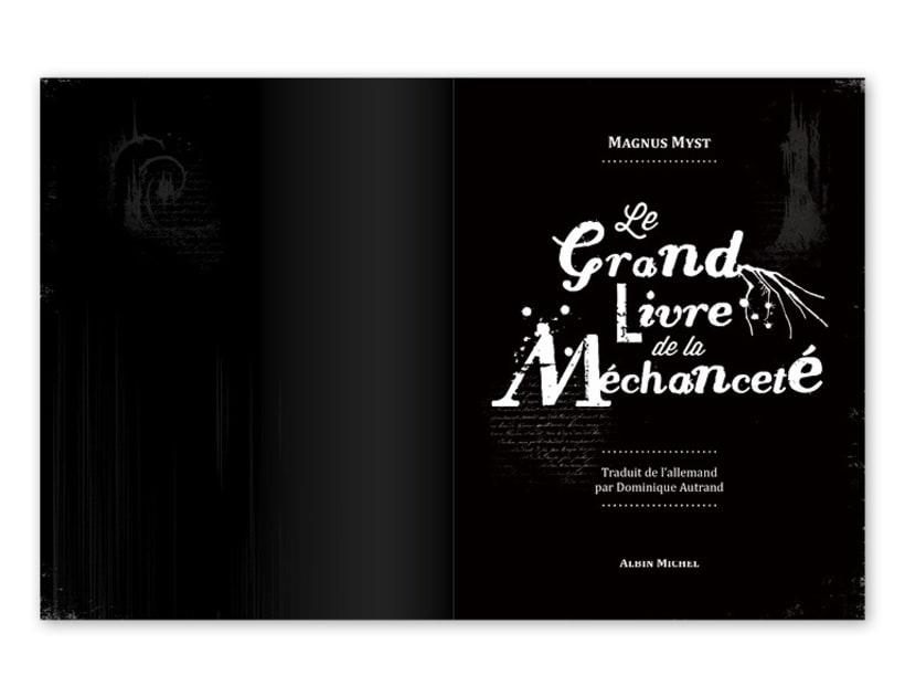 Le Grand Livre de la Méchanceté -1