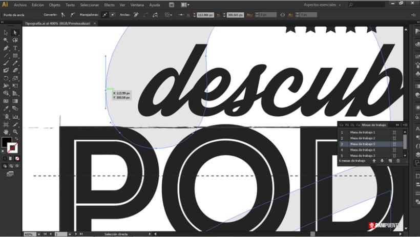 Poder tipográfico 0