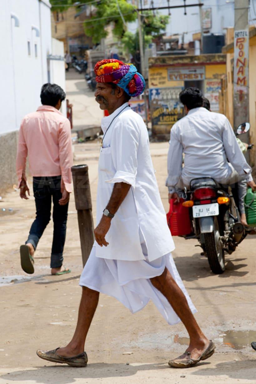 Norte de la India 5
