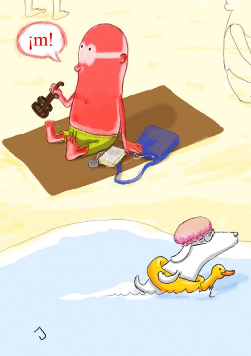 Viñetas Calvichi's 8