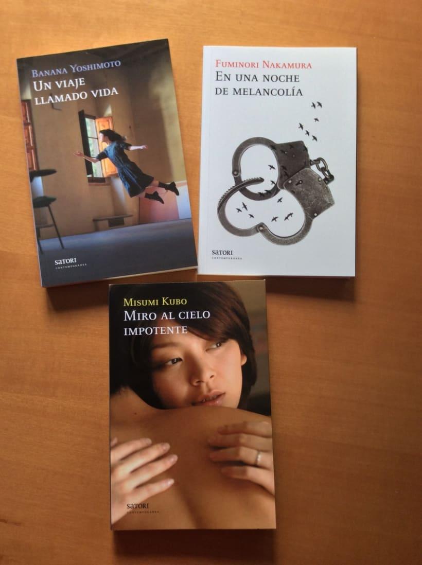 Colección literatura japonesa contemporánea -1