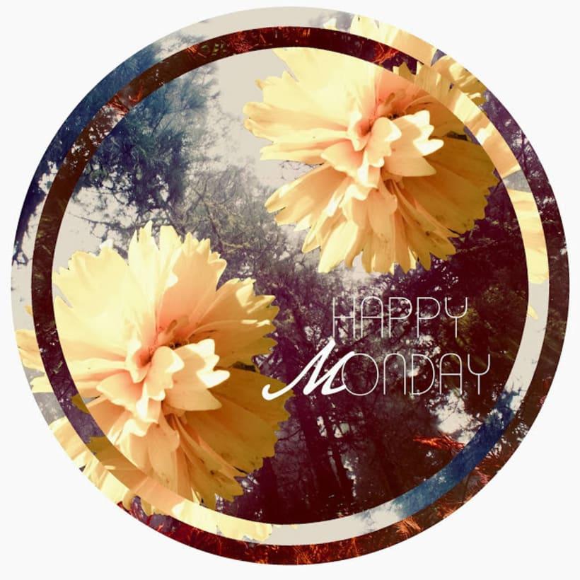Happy Monday -1