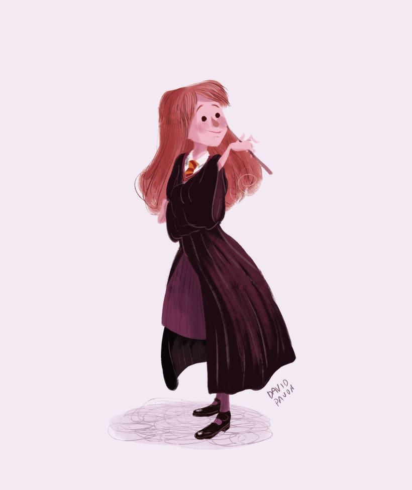 Hermione -1