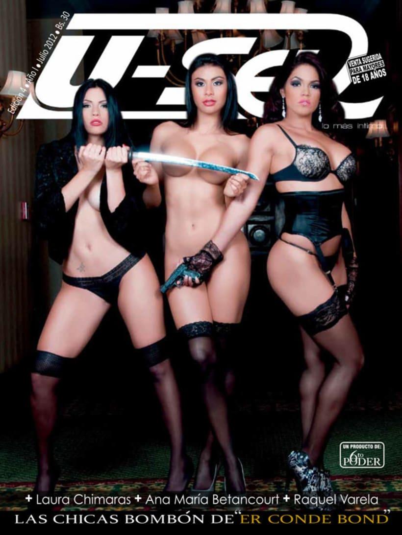 Portadas de Revistas U-Sex  3