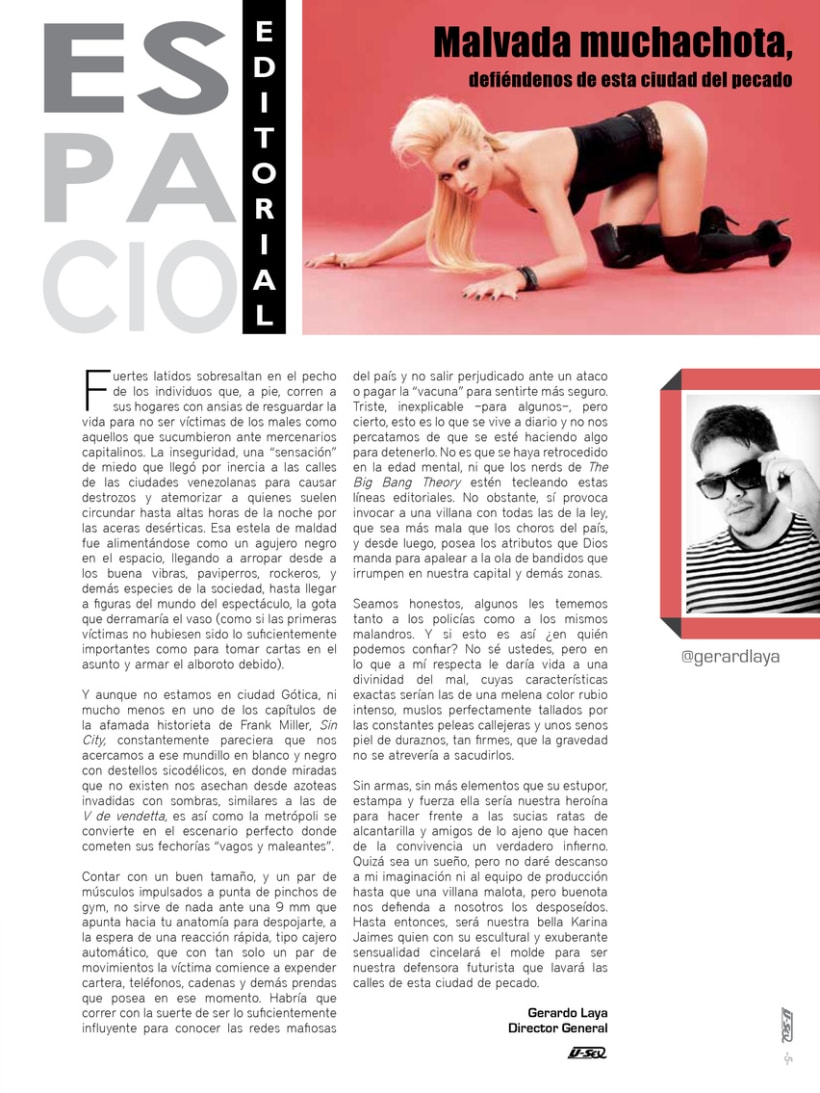 Espacio Editorial U-Sex 2