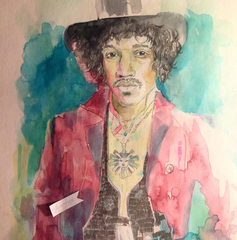Tributo a Jimi Hendrix 4