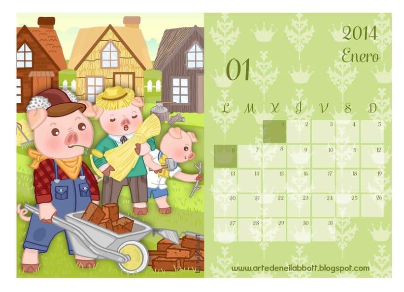 Calendario 2014 -1