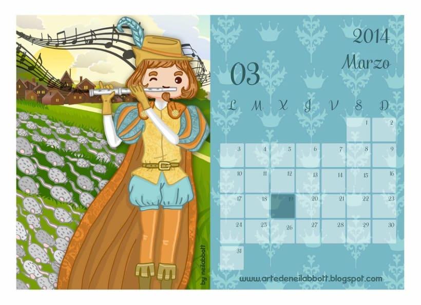 Calendario 2014 1