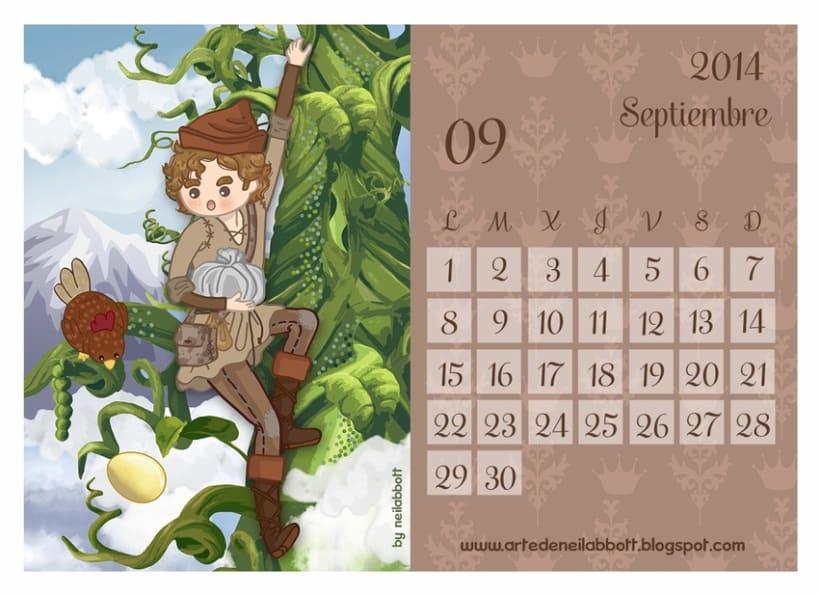 Calendario 2014 7