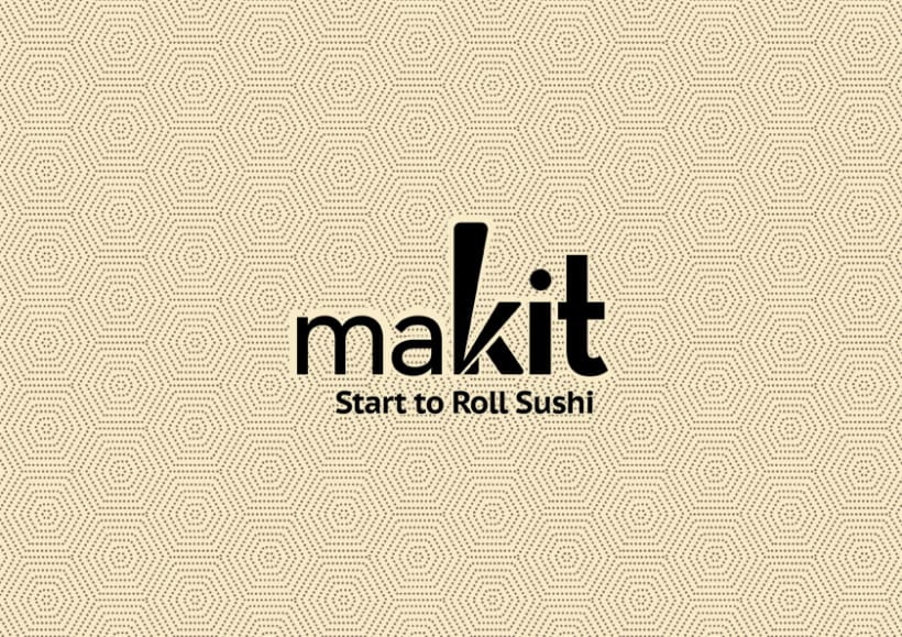 Makit | Start to Roll Sushi 0