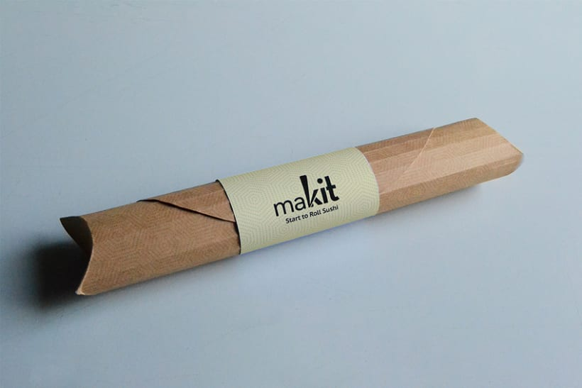 Makit | Start to Roll Sushi 1