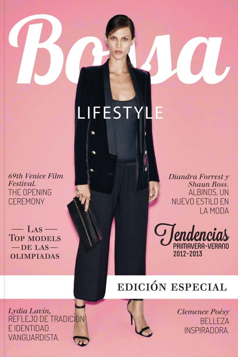 Bossa - Magazine -1