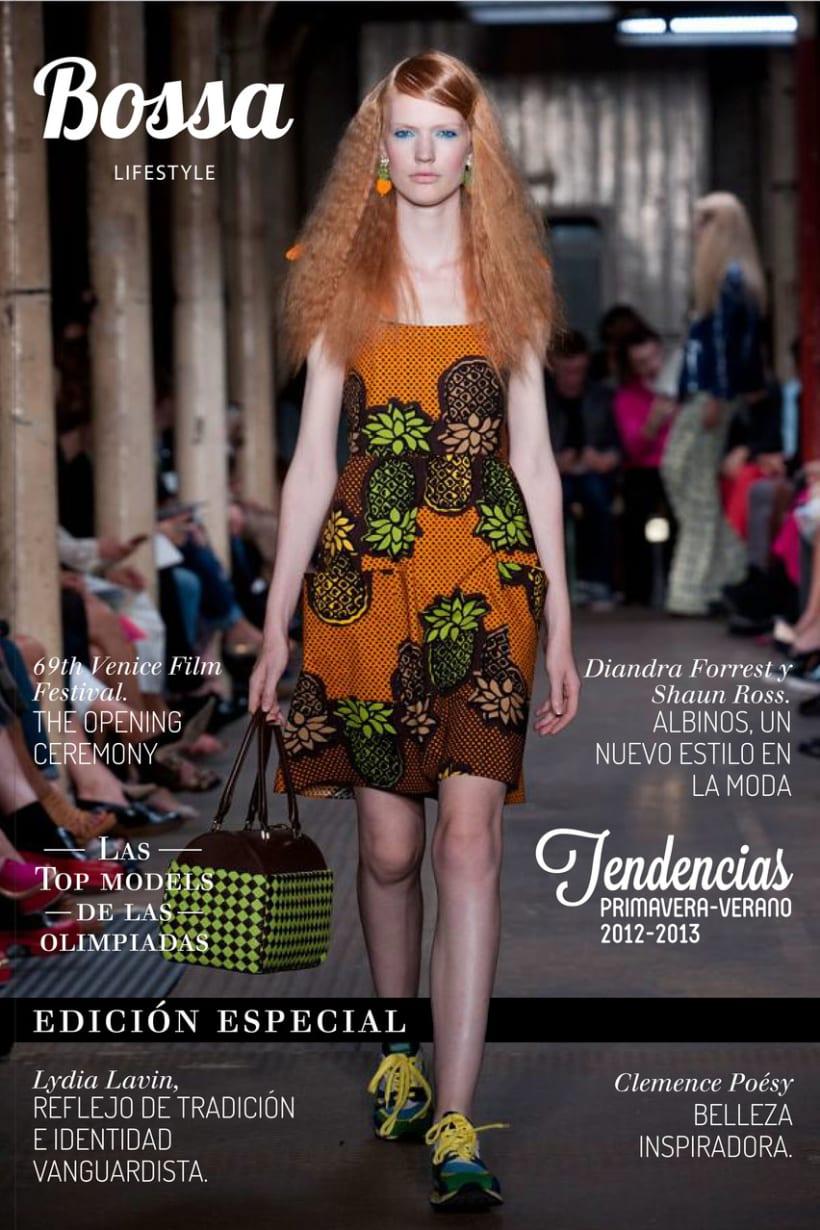 Bossa - Magazine 0