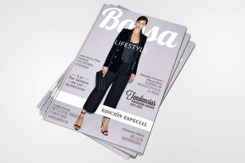 Bossa - Magazine 1