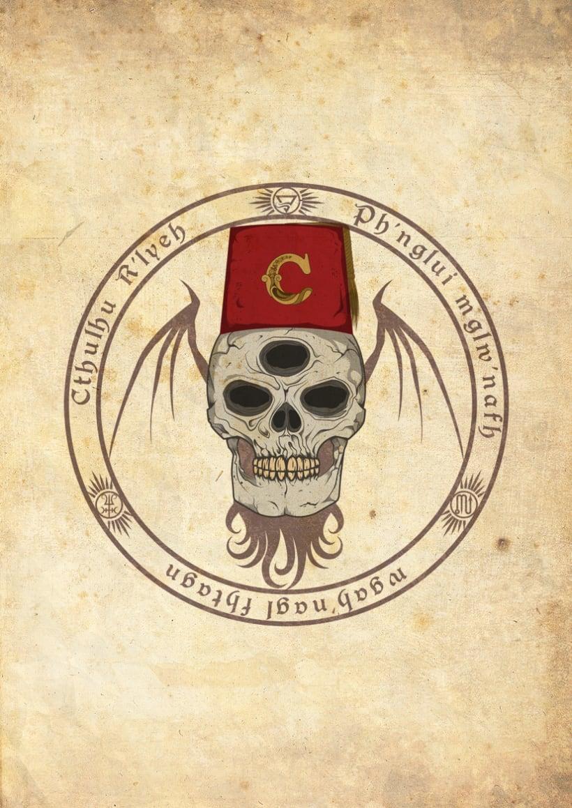 Skulls  1