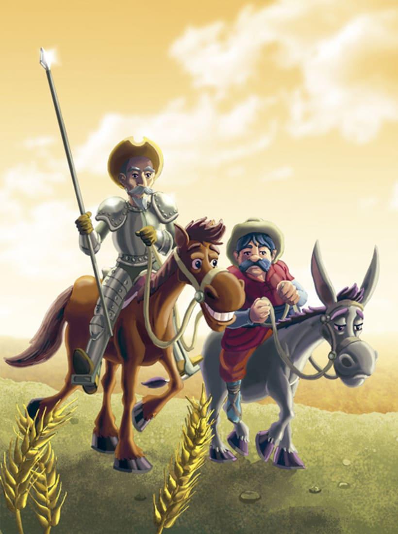 Ilustración infantil-juvenil 3