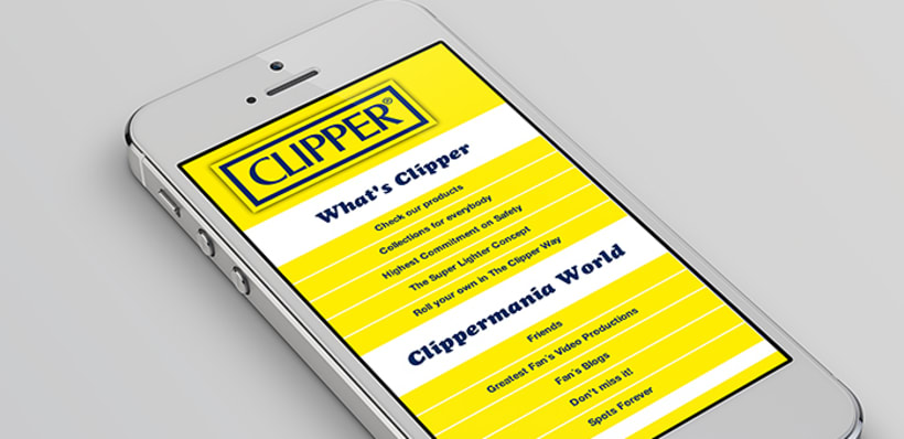 The Official site of Clipper 2