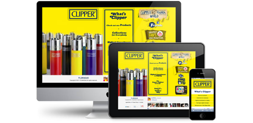The Official site of Clipper 3