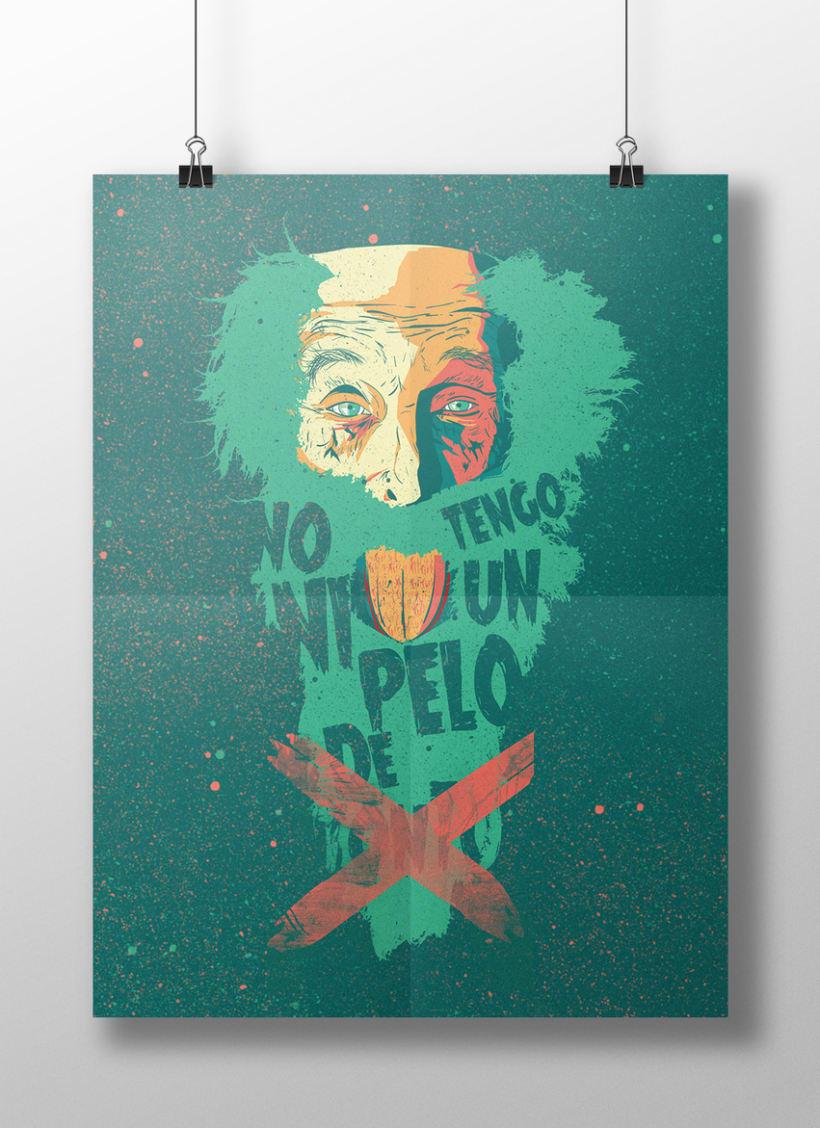 """Ilustra con garra y vencerás """"Niunpelode"""" -1"""
