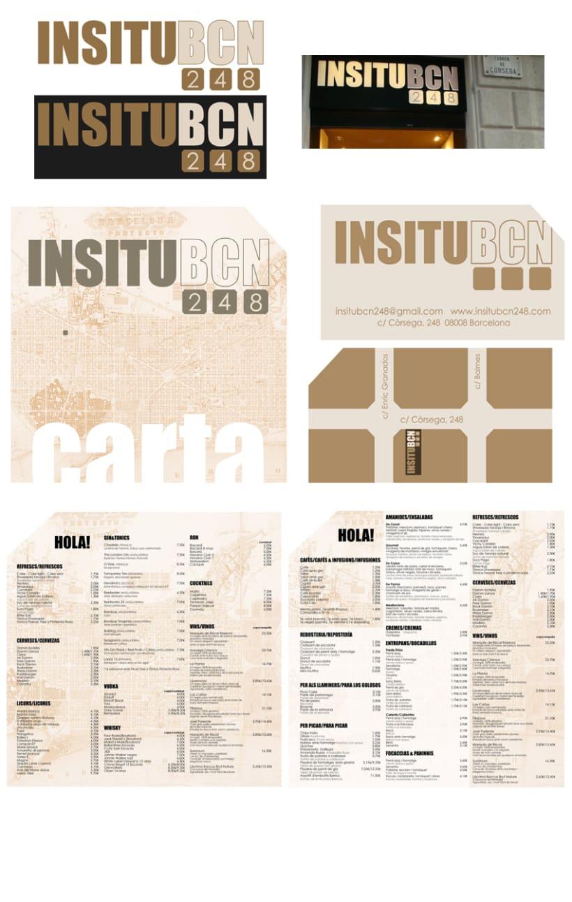 Branding Bar INSITU BCN 248 0