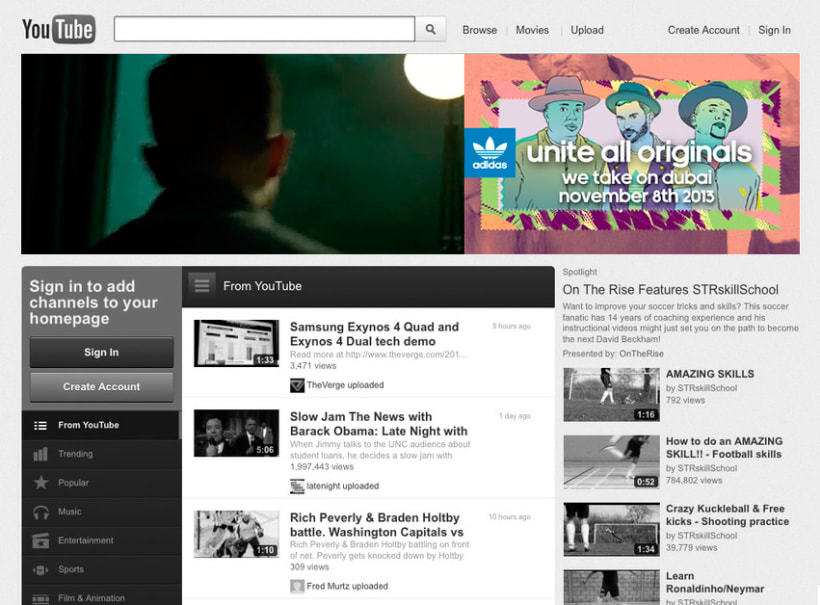 YouTube Rich Media 6