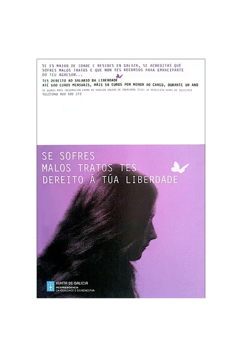 Campaña Salario da Liberdade. Vicepresidencia da Xunta de Galiza 0