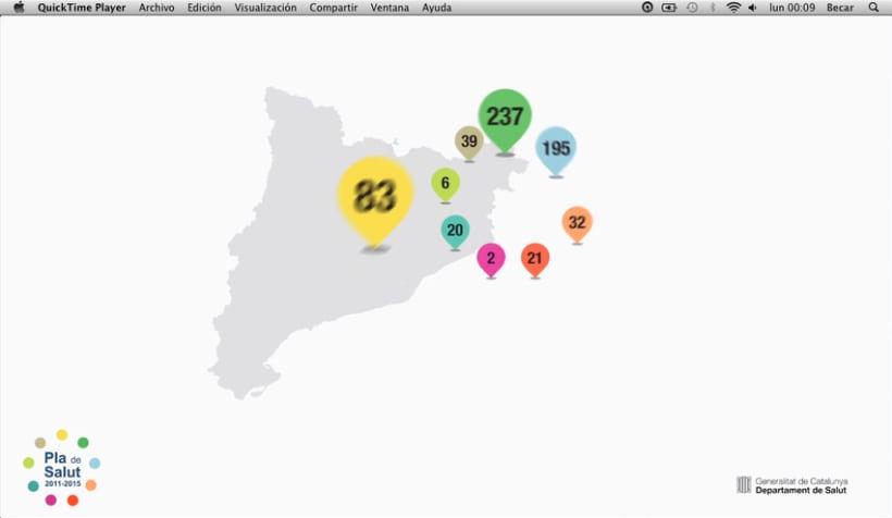 Pla de salut 2011-2015 - Vídeos de presentación 8