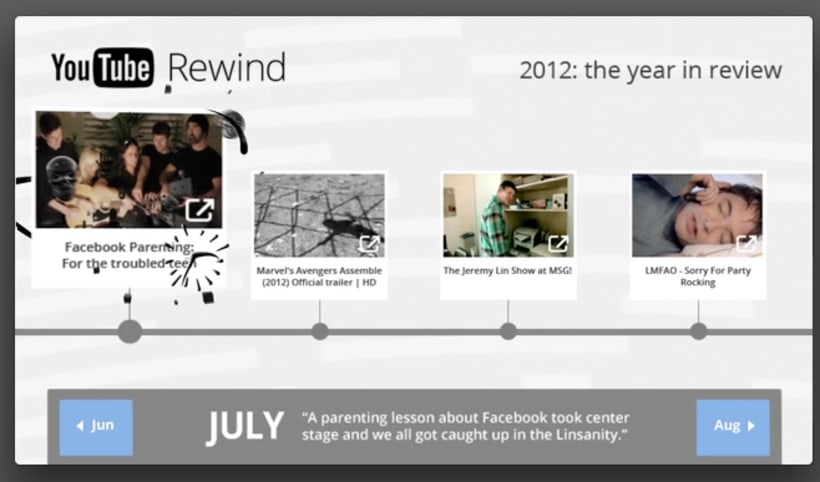 YouTube Rewind 2012 5
