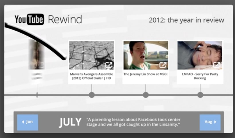 YouTube Rewind 2012 4