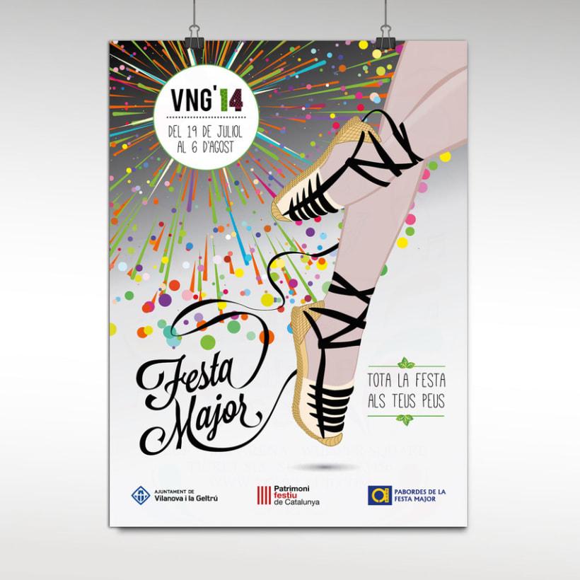 Festa Major de Vilanova i la Geltrú 2014 34