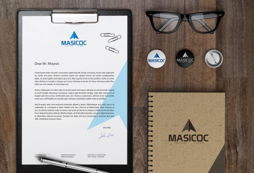 Masicoc Brand Identity 2