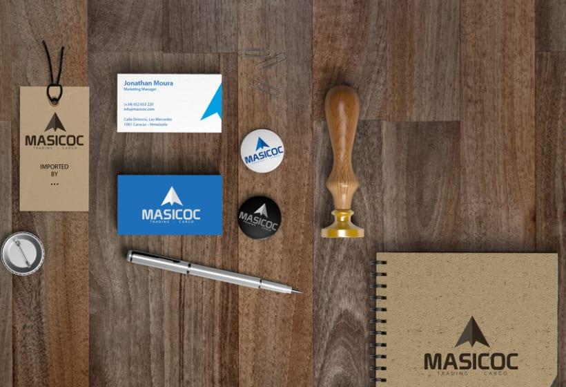 Masicoc Brand Identity 3