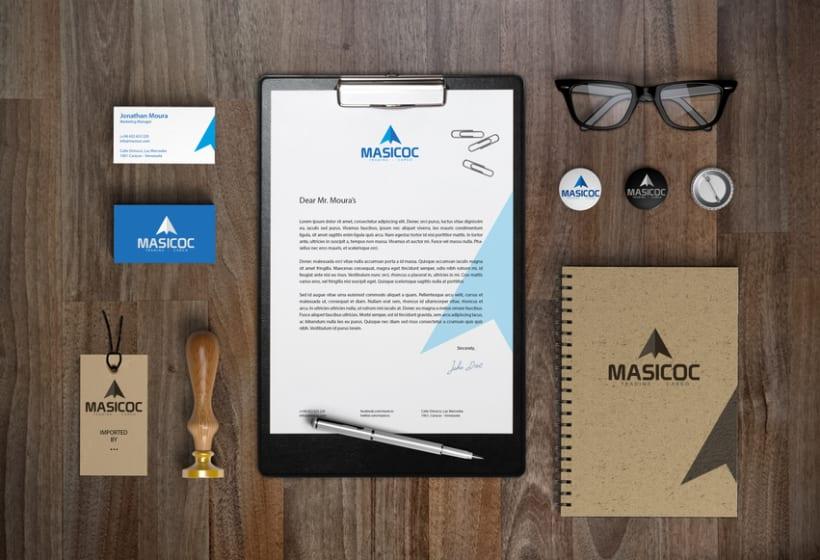 Masicoc Brand Identity 1