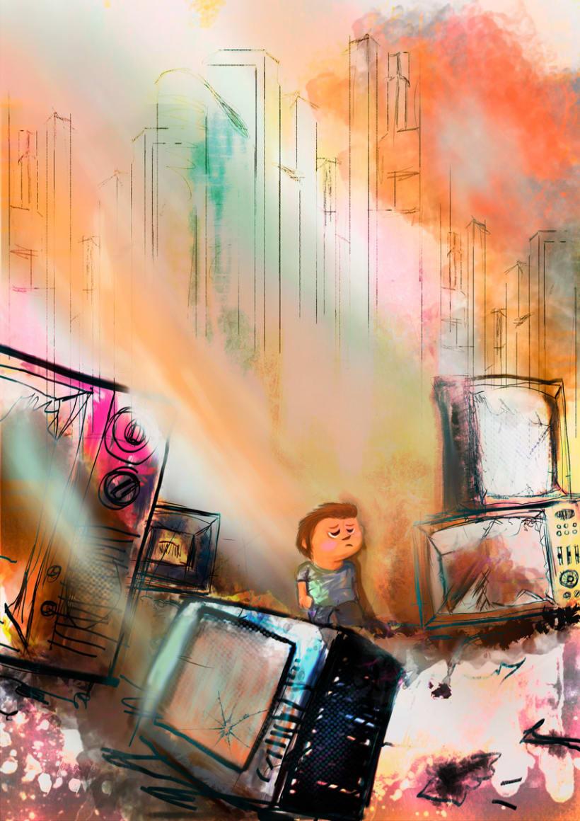 Cuentos para ser ilustrados (libro solidario) 2
