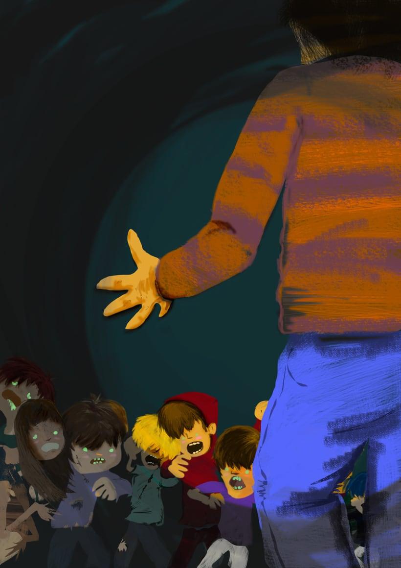 Cuentos para ser ilustrados (libro solidario) 3