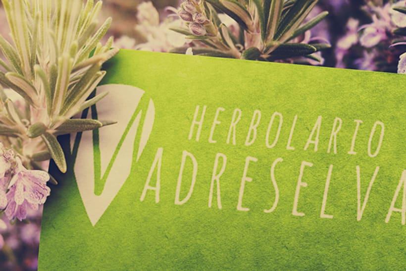 BRANDING HERBOLARIO MADRELVA 0